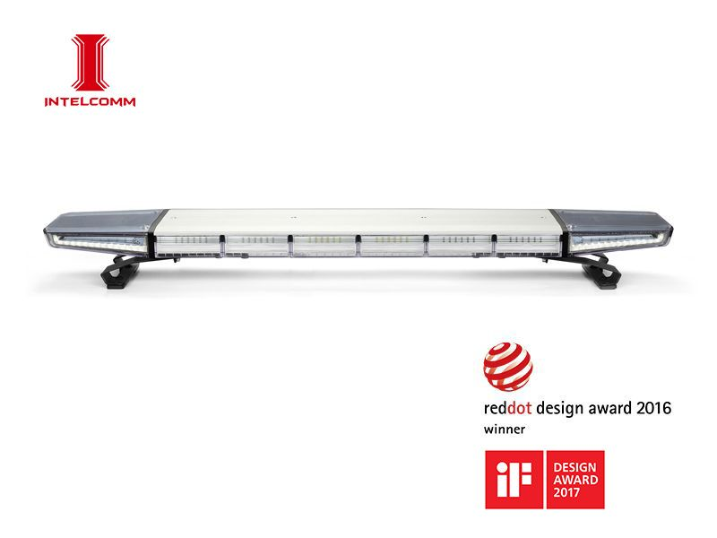 New Led Police Vehicle Lightbar Intelcomm 012001 911signal