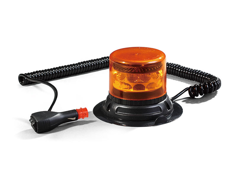 Round LED Signal Warning Rotating Beacon - C24(080106/080102)